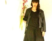 Reserved for Candace haberdasher london original black leather jacket in perfect condition
