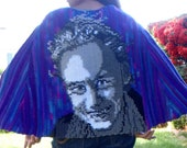 Custom Poncho/Vest with Portrait