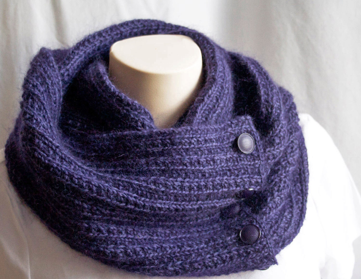 Knitting pattern scarf knitting pattern cowl knit scarf knit this is a digital file bankloansurffo Choice Image