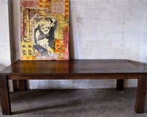 Popular items for table modern on etsy for Where to buy reclaimed wood los angeles