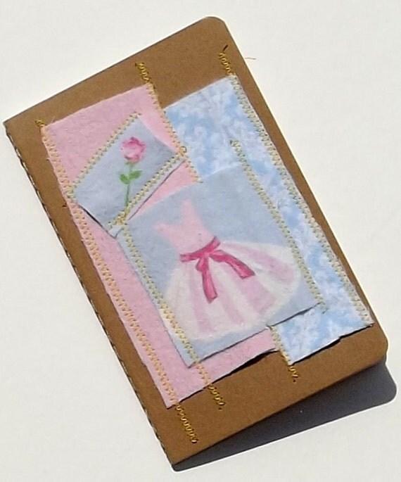 Ballet and Dresses Moleskine Notebook On Sale