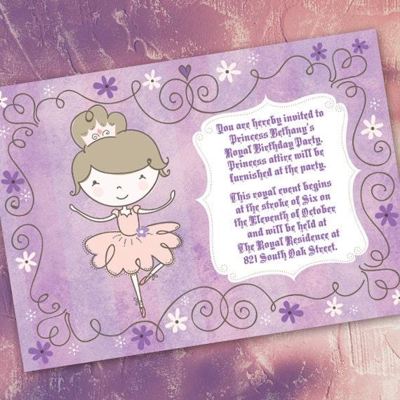 birthday party invitations 1st birthday party invitations – Pinkalicious Party Invitations