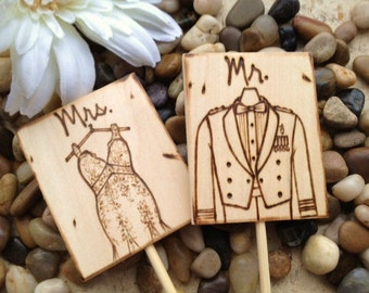 Military Cake Toppers for the Bride and Groom YOUR Wedding Dress and His Military Uniform Replicated for You