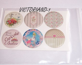 decal paper dish victoriano