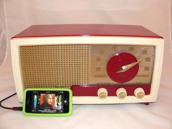 Arvin Radio iPod Ready Model 760T 1953