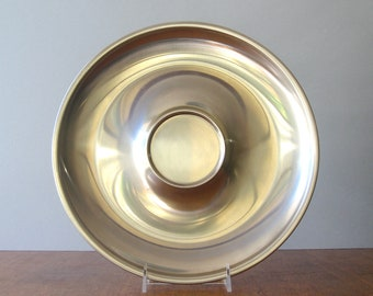 Danish Modern Stelton Stainless Serving Platter