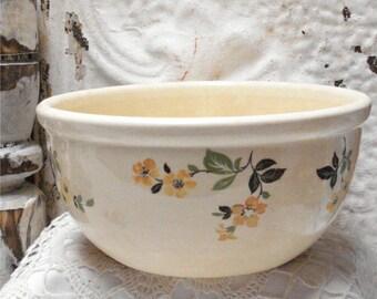 Payden Bakserv Bowl Yellow Dogwood