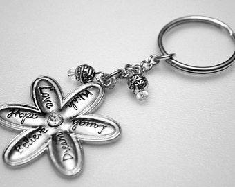 Key Ring - Hope Believe