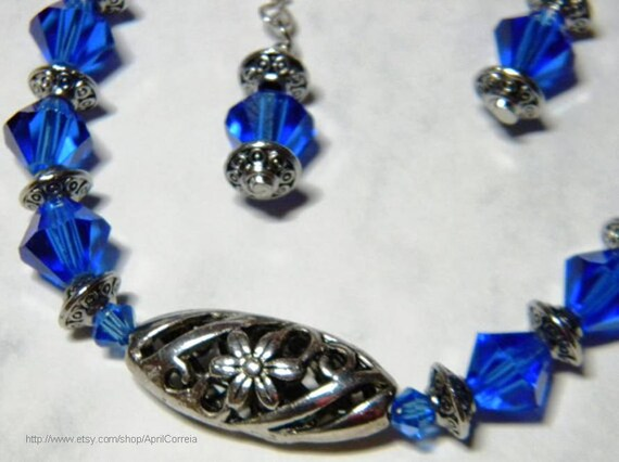 Medical Alert ID Replacement Bracelet w/FREE matching earrings