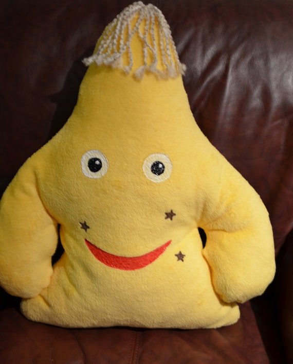"""Sprout """"Star"""" Plush Stuffed Toy"""