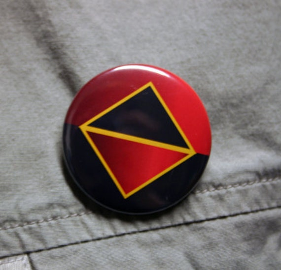 "1.5"" Pinback Button: PID / Icons"