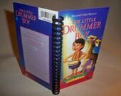 Little Drummer Boy VHS Notebook