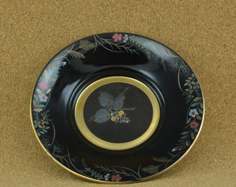 Arrowroot second issue in Japanese Blossoms of Autumn The Hamilton Collection Plate