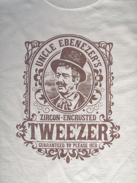 Phish Tweezer lot tee shirt silkscreened original art  - Trey, Grateful Dead, hippie, 420, lsd not pin