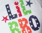 Little Brother - Big Bro Tee Shirt