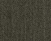 Gray and Black 100% WOOL tweed fabric - by the yard