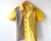 Size 7  Boy's Marimekko Cotton Shirt