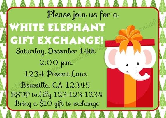 white elephant gift clipart free - photo #49