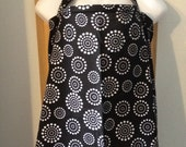 Breastfeeding nursing cover up apron like  HOOTER hiders  dotty black more in my store