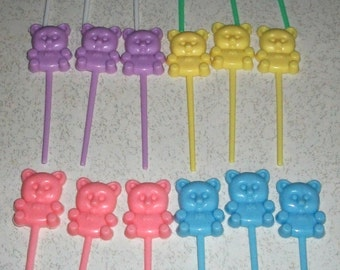 Teddy Bear Picks 18 Count
