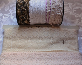 Large Sewing Lace Collection