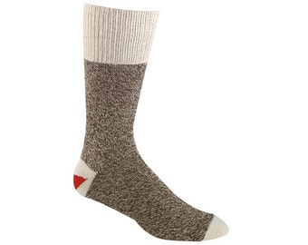 Red Heel Sock Monkey Socks