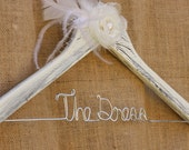The Audrey - Personalized Wedding Hanger