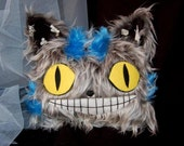 Cheshire Cat Pillow Plush