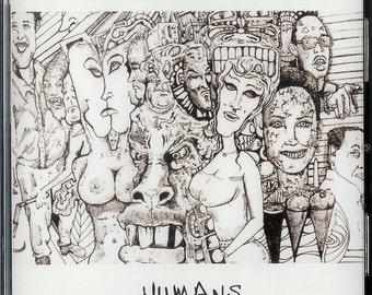 Humans - Mark Stanley Quartet - Jazz CD