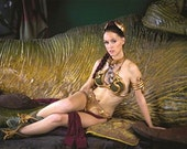 Princess Leia Cosplay Photo Print 2