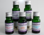 SALE Essential Oil Concentrate // Botanical Blends // For pulse points, diffusers, laundry, room freshener or dilution