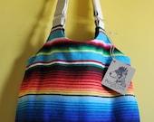 Special Order Serape Hobo Bag for Luisa