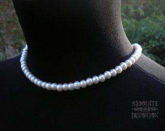 Ariel Secret Lockable Collar - Choose Your Size- Absolute Devotion