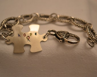 Hope (Autism) Bracelet