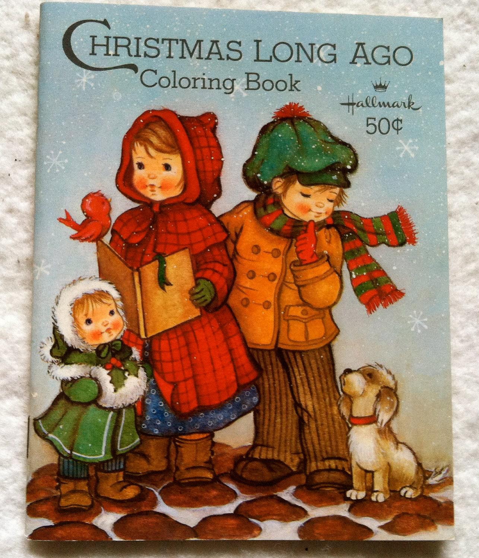 Vintage Hallmark Christmas Long