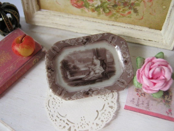 Clementson Tray for Dollhouse