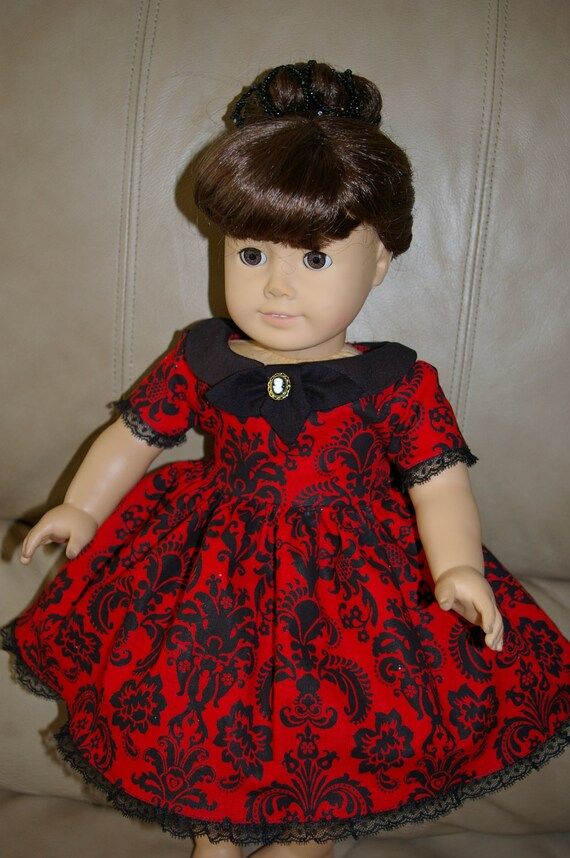 Fifties style dress perfect for Kit or Ruthie