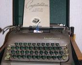 Portable Typewriter, circa 1949.