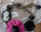 Lady Antebellum Cameo Bracelet