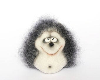 Handmade toys - Felt doll - Needle felting - Felt toys - Figurines - Eco friendly - Personalised gifts - Gifts for her - gifts for men