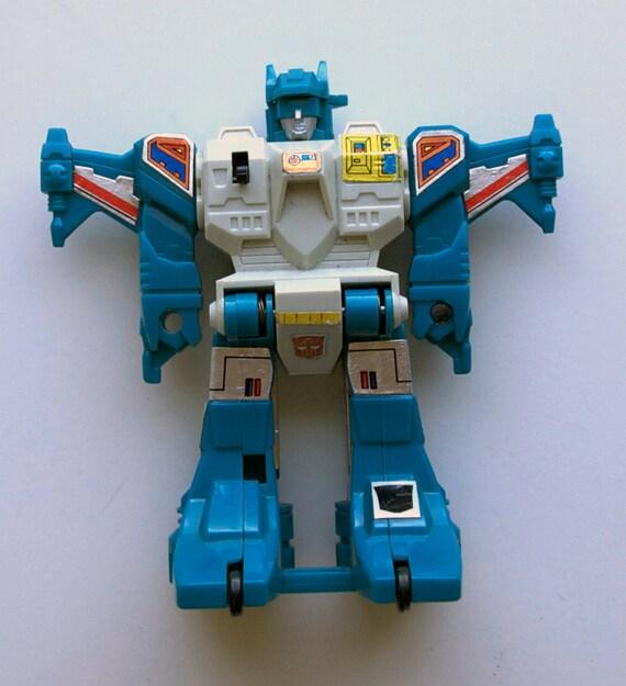 Transformers Robot, Topspin, 1984 Vintage