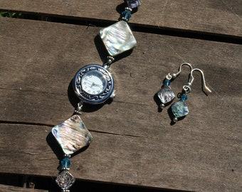 Abalone Watch Set