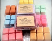 3  Six-Packs 3X SUPER SCENTED Noopy's Soy Wax Melts/Tarts-150 plus Scents-BONUS-New Fall Halloween Christmas Scents
