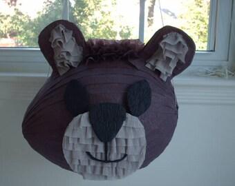 Teddy Bear Party Pinata