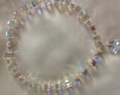 Necklace for the Bride - Swarovski Crystals - Wedding Accessory