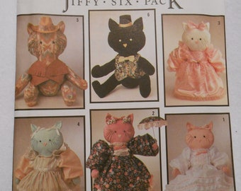 Simplicity 7205, Cat and clothes
