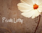 Private Listing for Denise