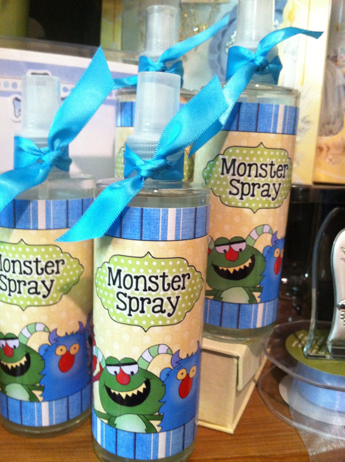 Monster Be Gone Room Spray