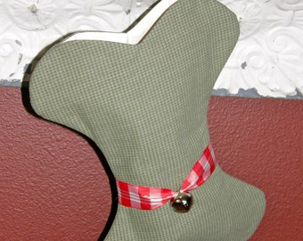Country Dog Lover's Christmas Stocking