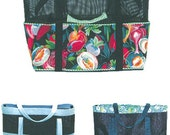 Beach Bag Tote Bag Pattern,  Diaper Bag Pattern,  Re Useable Grocery Tote, Tote It by Nancy Ota